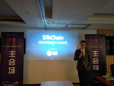 Yi Qing, CEO of DinoRiver (OSell World), which is also one of the founder institutions of ITDC, attended Hong Kong investor roadshow