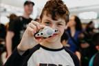 Journée exceptionnelle à YUL pour les enfants présentant des troubles du spectre autistique! (Groupe CNW/Aéroports de Montréal)