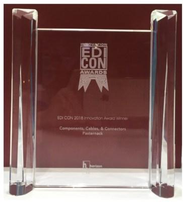 EDI CON China 創新產品獎