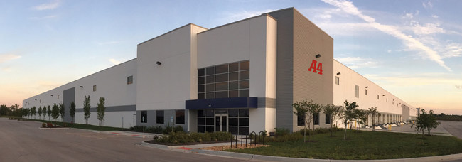 New 175,000 square foot facility in Kansas City, Missouri.