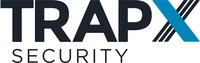 TrapX Security logo (PRNewsfoto/TrapX Security)