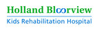Holland Bloorview Kids Rehabilitation Hospital (CNW Group/Holland Bloorview Kids Rehabilitation Hospital)