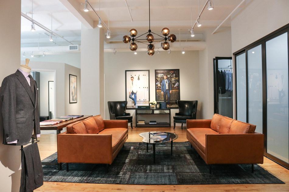 New York City Flagship Showroom