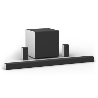 VIZIO�s All-New 2018 Home Theater Sound Systems with Dolby Atmos� bring immersive cinematic audio to living rooms