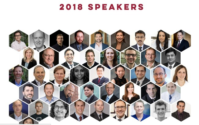 3DHEALS2018 is world's largest conference focusing on healthcare 3D printing and bioprinting. Join our 45+ expert presenters from all over the world to explore investment and collaboration opportunities.