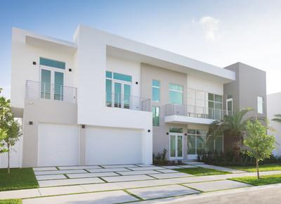 En The Mansions at Doral, usted puede personalizar su residencia con un diseño moderno con los más altos acabados y toda la tecnología que ofrece el mercado.