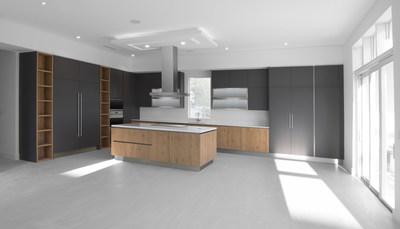 Cada cocina en The Mansions at Doral ha sido diseñada con lujosos acabados y electrodomésticos de afamadas marcas para que sus dueños disfruten a lo máximo el entretener a sus familiares y amigos.