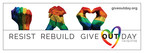 Give OUT Day is April 19th