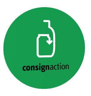 Logo : CONSIGNaction (Groupe CNW/CONSIGNaction)
