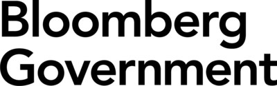Bloomberg Government logo (PRNewsfoto/Bloomberg Government)