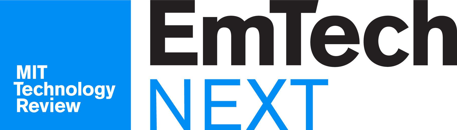 EmTech Next Logo (PRNewsfoto/MIT Technology Review)