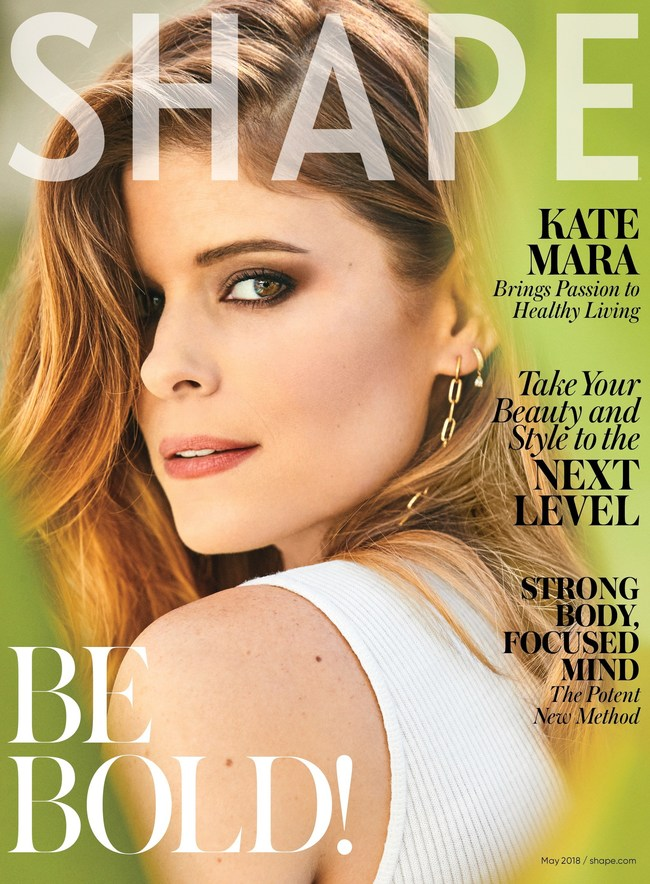 Shape Magazine Debuts Redesign With May 2018 Issue