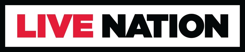 Live Nation Logo (PRNewsfoto/Caesars Entertainment)