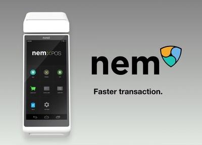 Pundi X reveals first NEM-based point-of-sale terminal