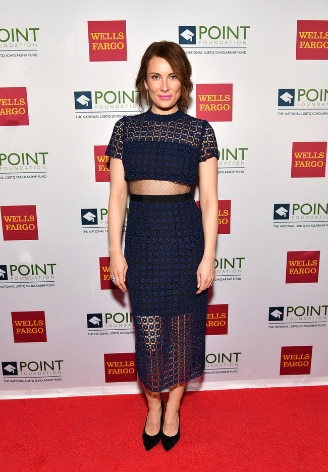 Laura Benanti at Point Honors New York; credit: Dia Dipasupil/Getty for Point Foundation