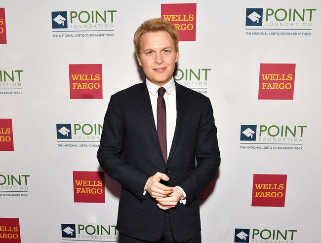 Ronan Farrow at Point Honors New York; credit Dia Dipasupil/Getty for Point Foundation