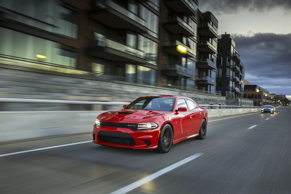 2018 Dodge Charger Wins Edmunds Best Retained Value(R) Award