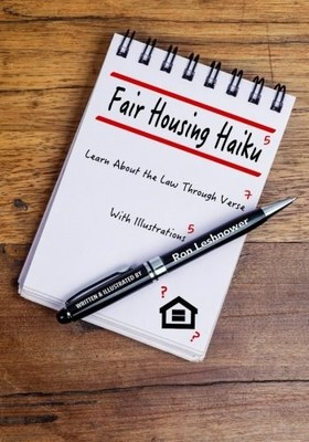 New book presents fair housing law and its many protections through full-color illustrations and haiku poetry.