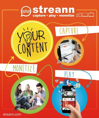 Streann is Reinventing Content: Distribution, Engagement and Monetization