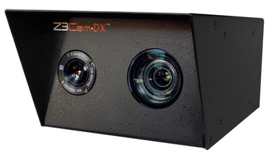Dual Spectrum Camera | Z3Cam-DX (PRNewsfoto/Z3 Technology)