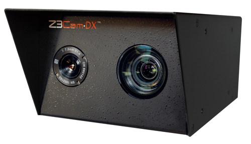 Dual Spectrum Camera   Z3Cam-DX (PRNewsfoto/Z3 Technology)