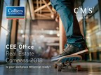 2018 CEE office report: Is your workplace millennial ready? (PRNewsfoto/Colliers International CEE)