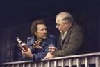Matthew McConaughey and Eddie Russell launch Wild Turkey Longbranch