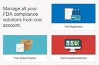 Registrar Corp Launches MyFDA.com, the All-In-One Solution for FDA Regulatory Compliance