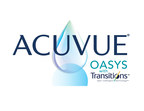 New ACUVUE OASYS® with Transitions® Light Intelligent Technology™ first of its kind contact lenses are the result of a strategic partnership between Johnson & Johnson Vision and Transitions Optical. While ACUVUE® is the world leader in contact lenses, Transitions Optical is the leading provider of photochromic (smart adaptive) lenses world wide. The two companies are working together to research and deliver best-in-class vision care innovations.