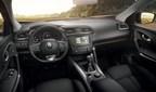 Renault KADJAR interior steering panel (PRNewsfoto/Publicis Conseil and Renault)