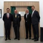Quotient inaugure un nouveau campus à l'extérieur d'Édimbourg