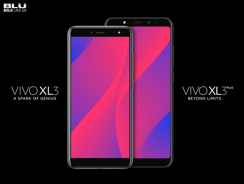 BLU Announces Its Newest Addition to the VIVO Series: VIVO