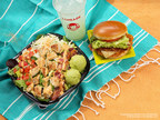 Wendy's pairs cool and creamy with bold and zesty in the new Southwest Avocado Chicken Salad and Sandwich. The freshly prepared salad, sandwich duo fuses flavors from the southwest for that Deliciously Different taste found only at Wendy's.