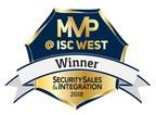 V5 Systems' portable V5 Acoustic Gunshot Sensor that sends a validated alert within 3 seconds wins 2018 SSI MVP award