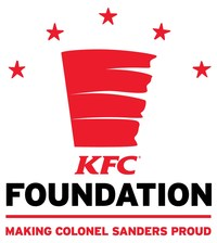 The KFC Foundation logo
