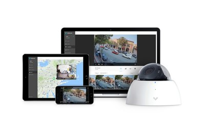 Verkada's enterprise platform combines plug-and-play security cameras with intelligent, cloud-based software — all in a scalable, user-friendly system.