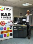 Mr. Nguyen with the RIS InkCenter® at MSO Technologie