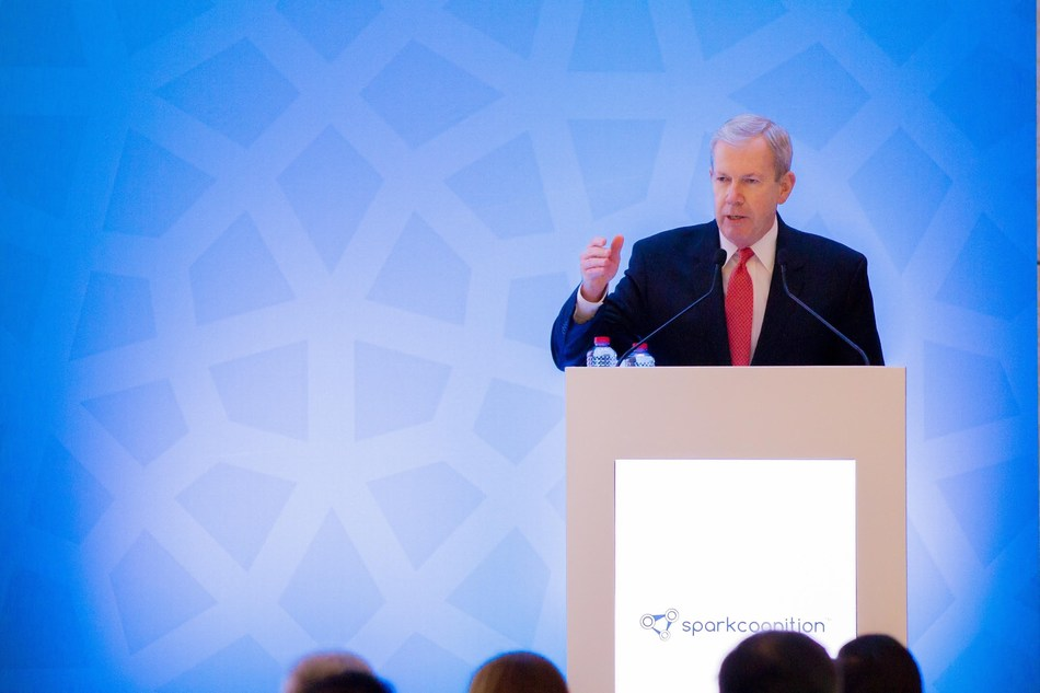 Bernard Dunn, President of Boeing Middle East, North Africa and Turkey