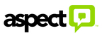 Aspect Software Logo (PRNewsfoto/Aspect Software)