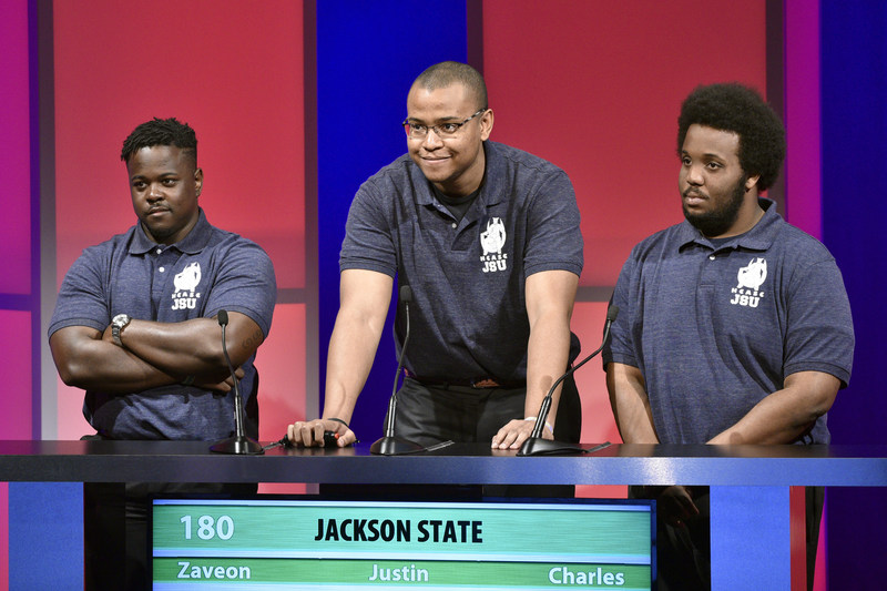 Jackson State University earned top honors and a $75,000 institutional grant at the 29th annual Honda Campus All-Star Challenge (HCASC) National Championship Tournament, a one-of-a-kind competition that celebrates HBCU academic excellence.