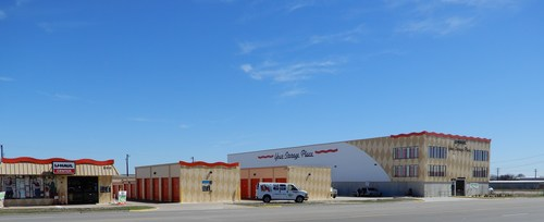 U-Haul® will be holding a grand opening of the Company's newest contemporary indoor self-storage facility on April 18 at 200 Texas Central Pkwy.