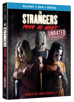 Universal Pictures Home Entertainment: The Strangers: Prey At Night