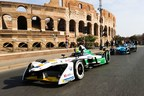 Filmmaster Events Partners With Formula-E for the Rome Stage of the 2017/2018 Championship