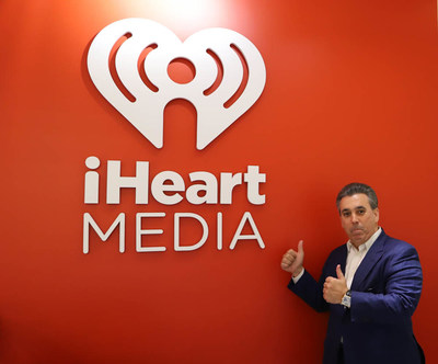 Tom Maoli partners with iHeartMedia