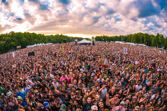 The east coast's largest music and camping festival, Firefly will be held June 14th through the 17th at The Woodlands in Dover, Delaware.