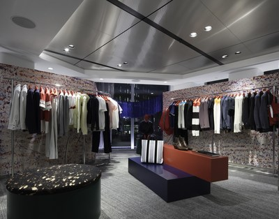 Calvin Klein Boutique at Nordstrom Men's Store NYC
