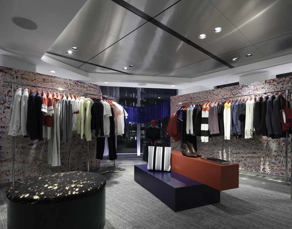 beb0b3e1e5 Calvin Klein Boutique at Nordstrom Men's Store NYC