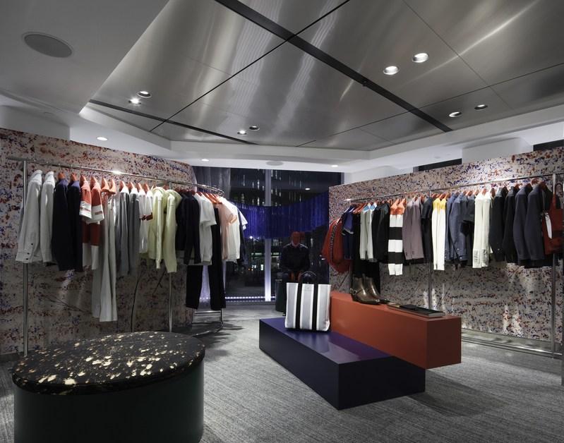 Calvin Klein Boutique at Nordstrom Men's Store NYC