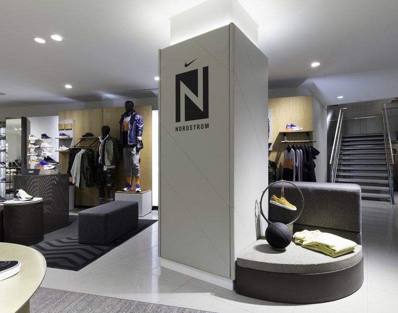 Nike Men's Project at Nordstrom Men's Store NYC