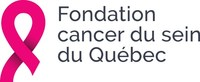 Logo : Fondation du cancer du sein du Québec (Groupe CNW/Fondation du cancer du sein du Québec)